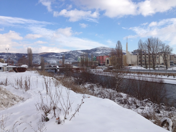 Mitrovica côté nord
