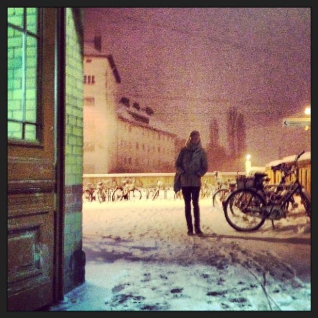 Printemps 2013 à Berlin.